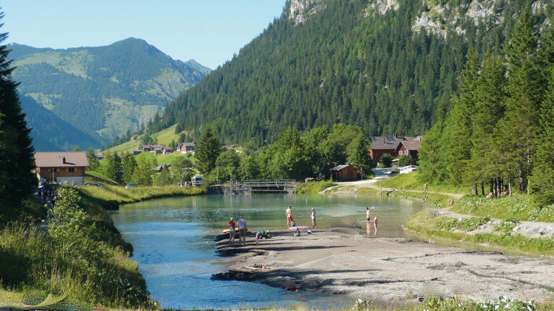 Liechtenstein: Gänglersee