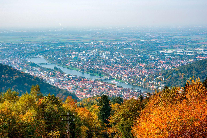 Königstuhl Heidelberg
