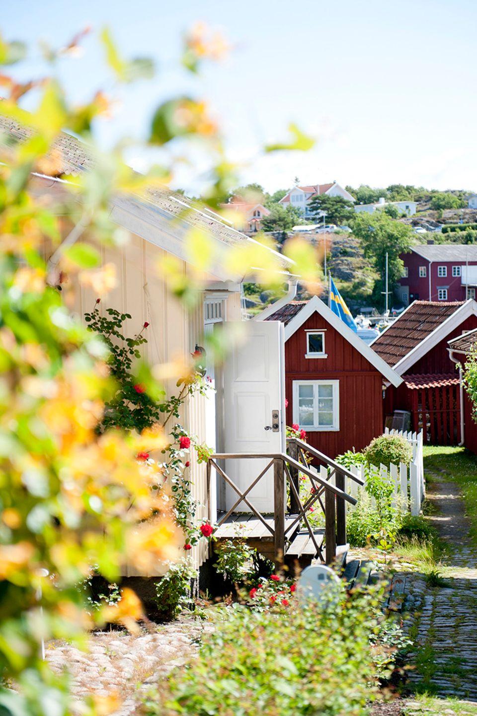 Skaftö, Schweden
