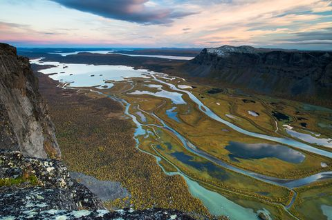 Sarek, Nationalpark
