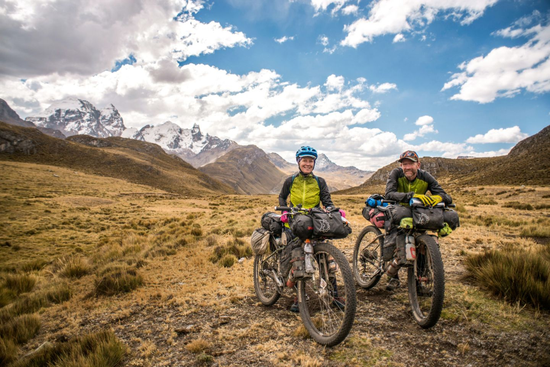 Radtour von Alaska nach Argentinien