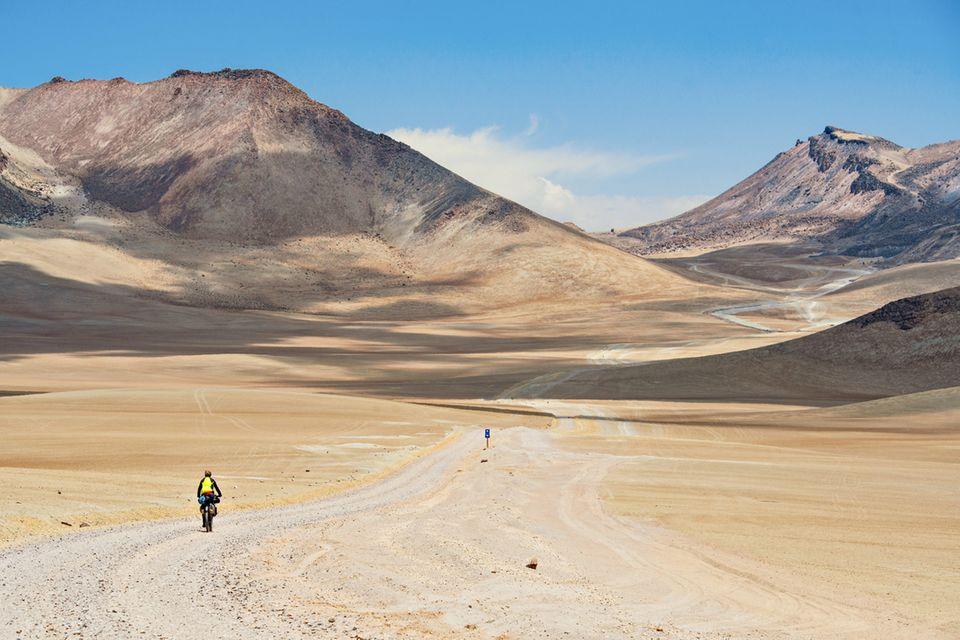 Fahrradtour von Alaska nach Argentinien