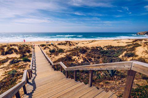 Algarve, Strand