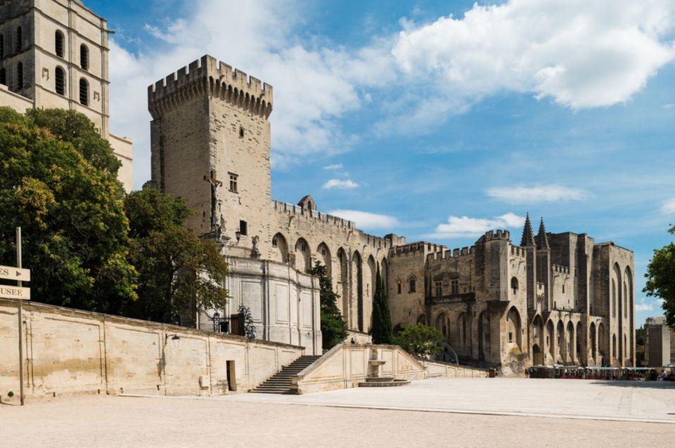 Papstpalast, Avignon