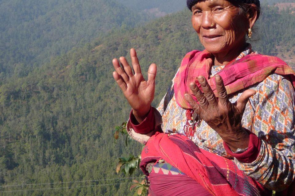 Nepal: Wiederaufforstung in Sunaulo Bazaar, Nepal