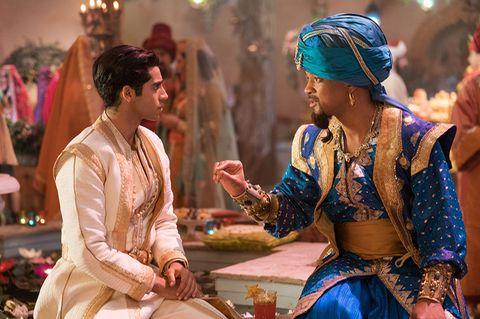 Aladdin und der Dschinni