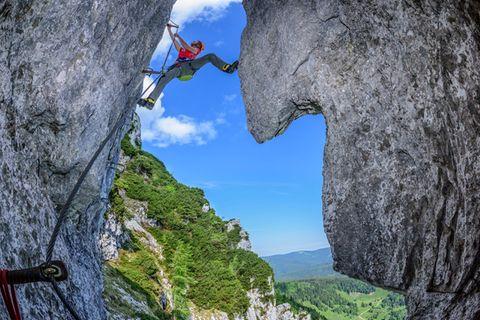Pidinger Klettersteig, Bayern