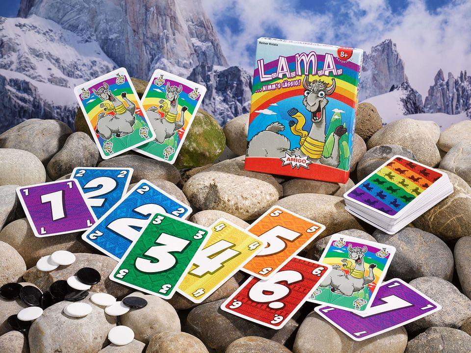 Lama - Amigo Spiele
