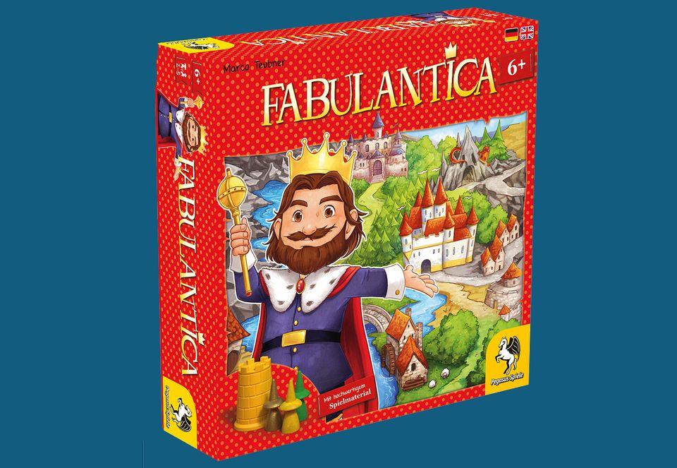 Fabulantica - Pegasus Spiele