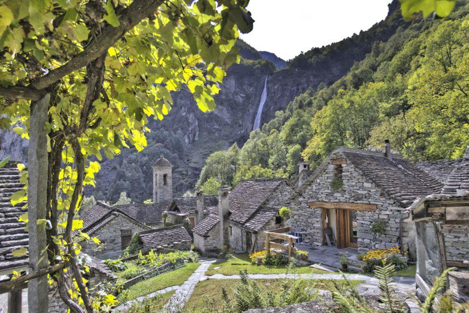 Foroglio, Schweiz