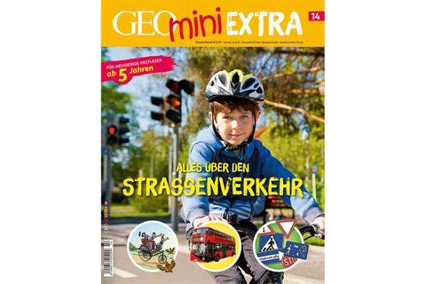 GEOmini Extra Nr. 14: Alles über den Straßenverkehr
