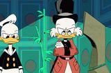 Donald und Dagobert Duck