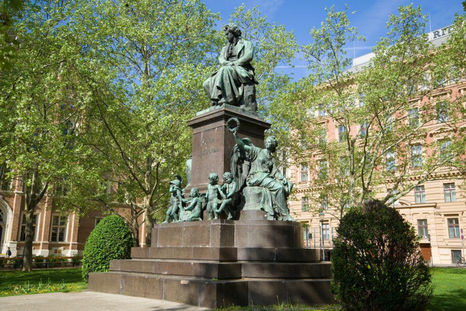 Denkmal von Ludwig van Beethoven, Wien