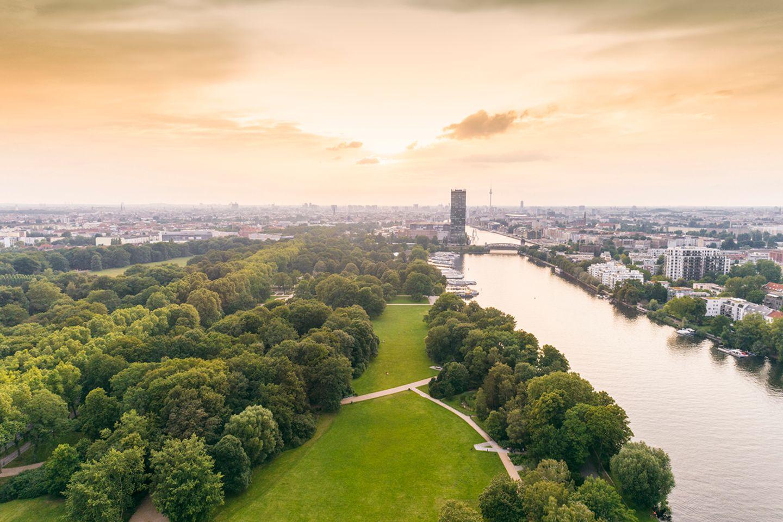 Treptower Park, Berlin