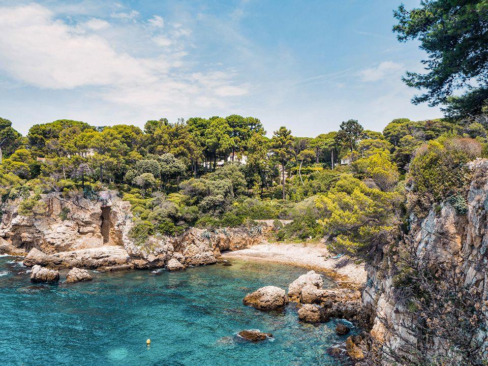 Billionaire's Bay, Cap d'Antibes, Frankreich