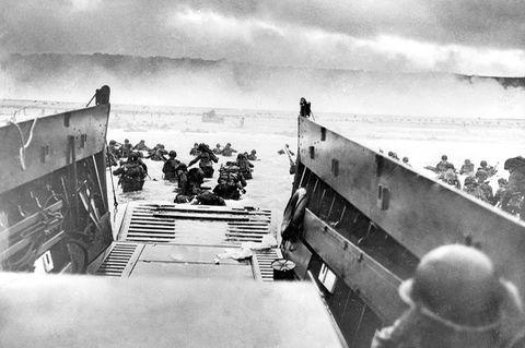 Landung, D-Day 1944
