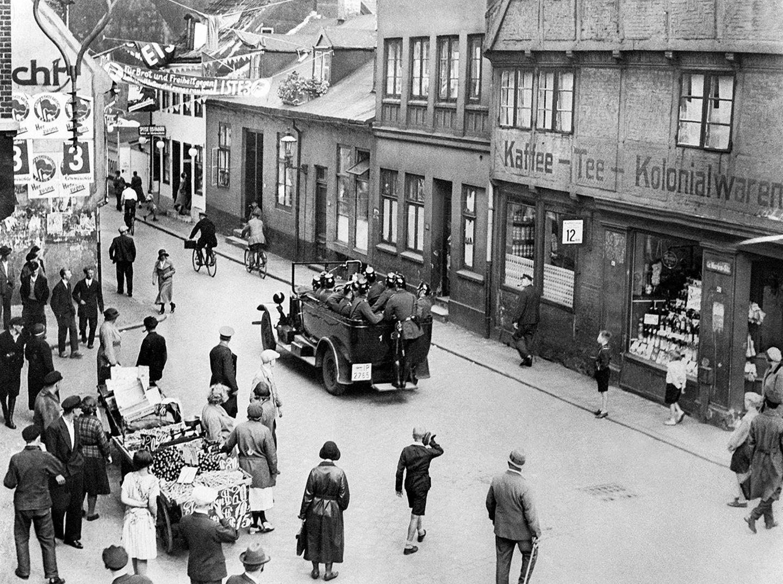 Hamburg Altona 1932