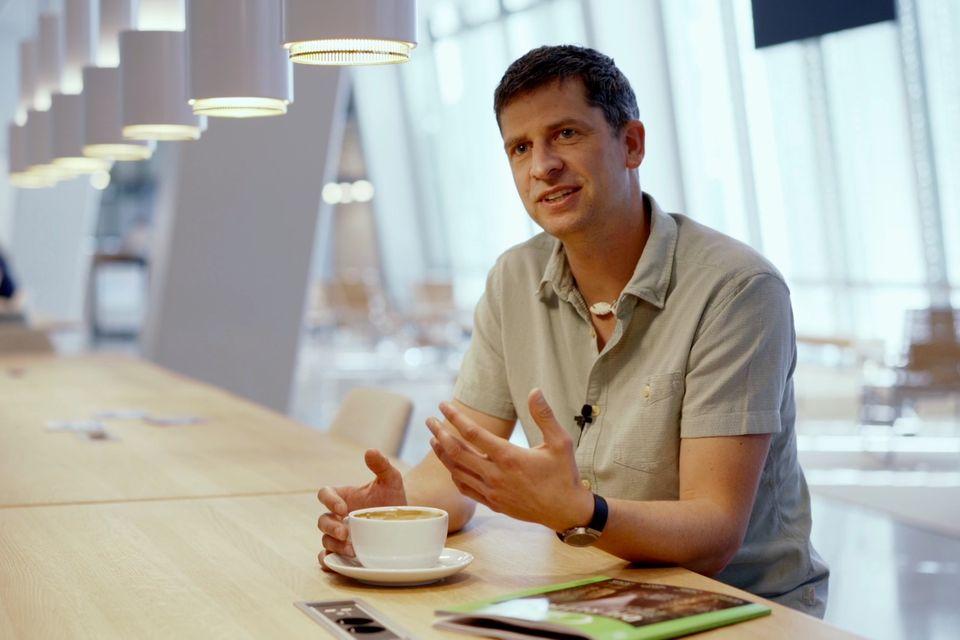 Auf einen Kaffee mit...: Unsere Autoren im Video