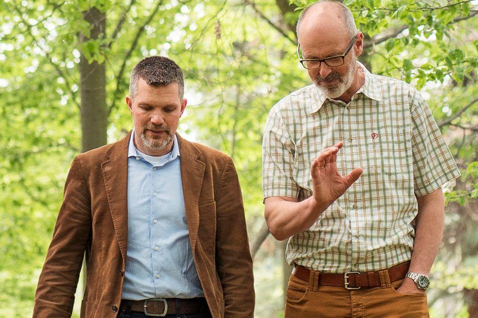 Peter Wohlleben und Torsten Reinwald