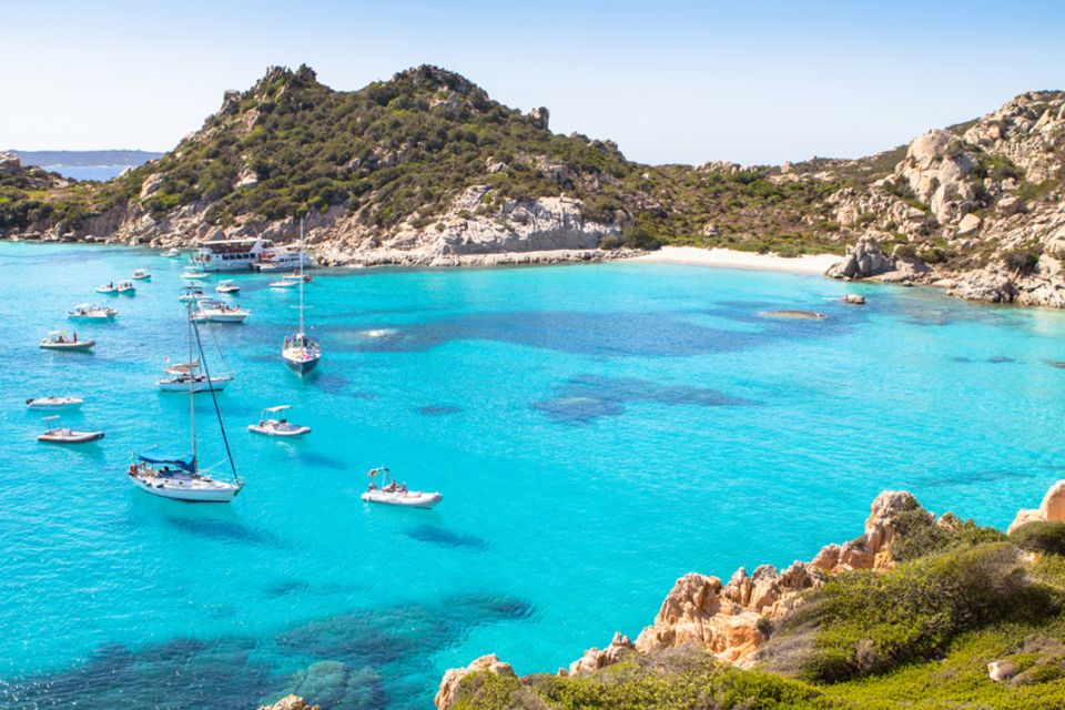 Sardinien, Spiaggia di Cala Corsara
