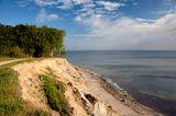 Steilküste Luebeck Travemünde