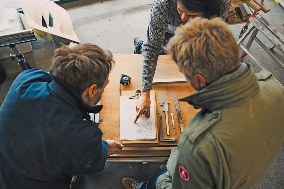 Camping-Küche selber bauen