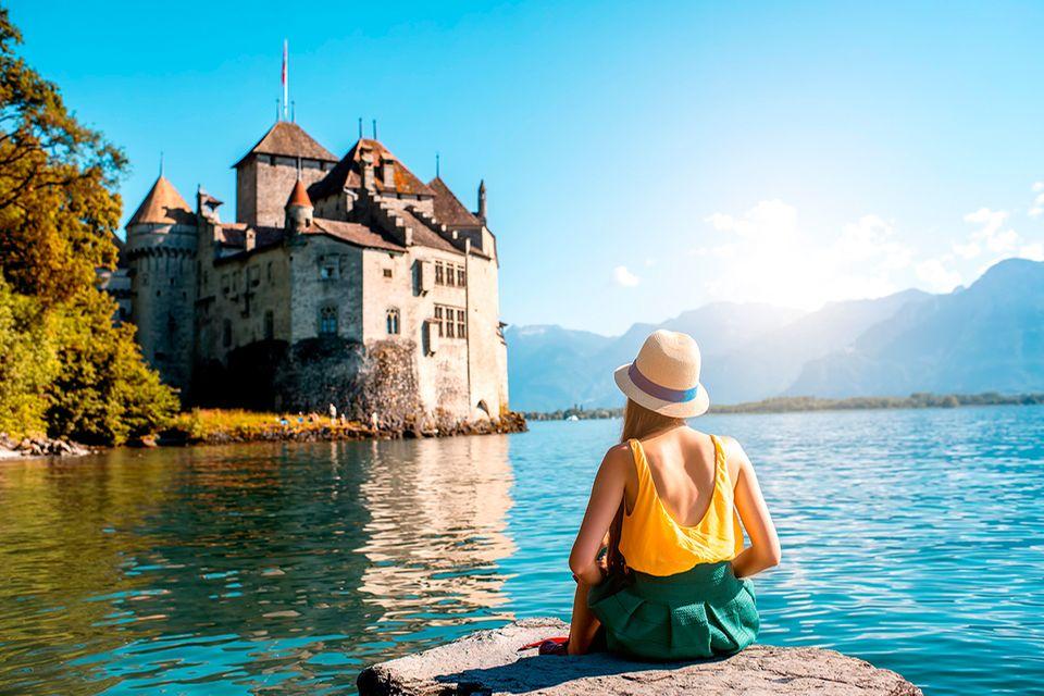 Schloß Chillon, Genfer See
