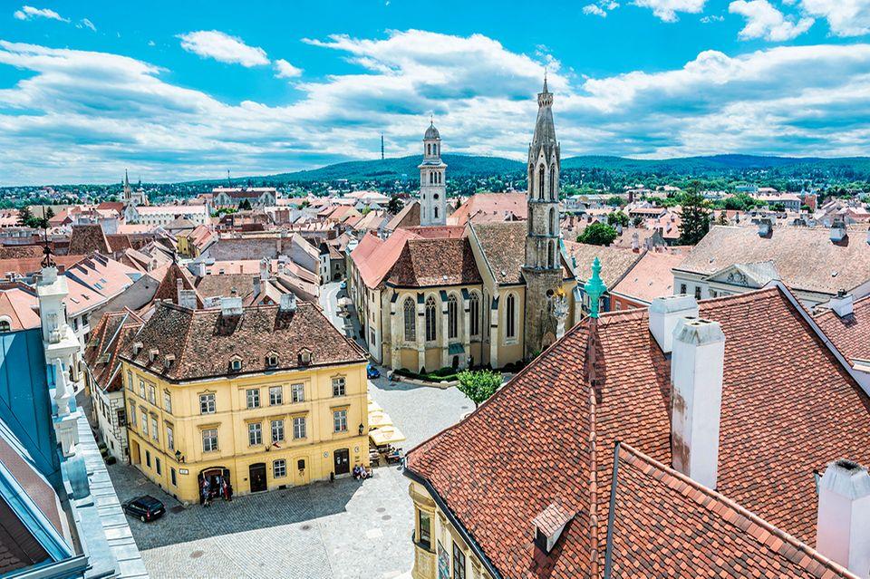 Sopron, Ungarn