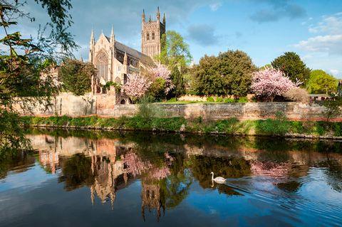 Worcester, England