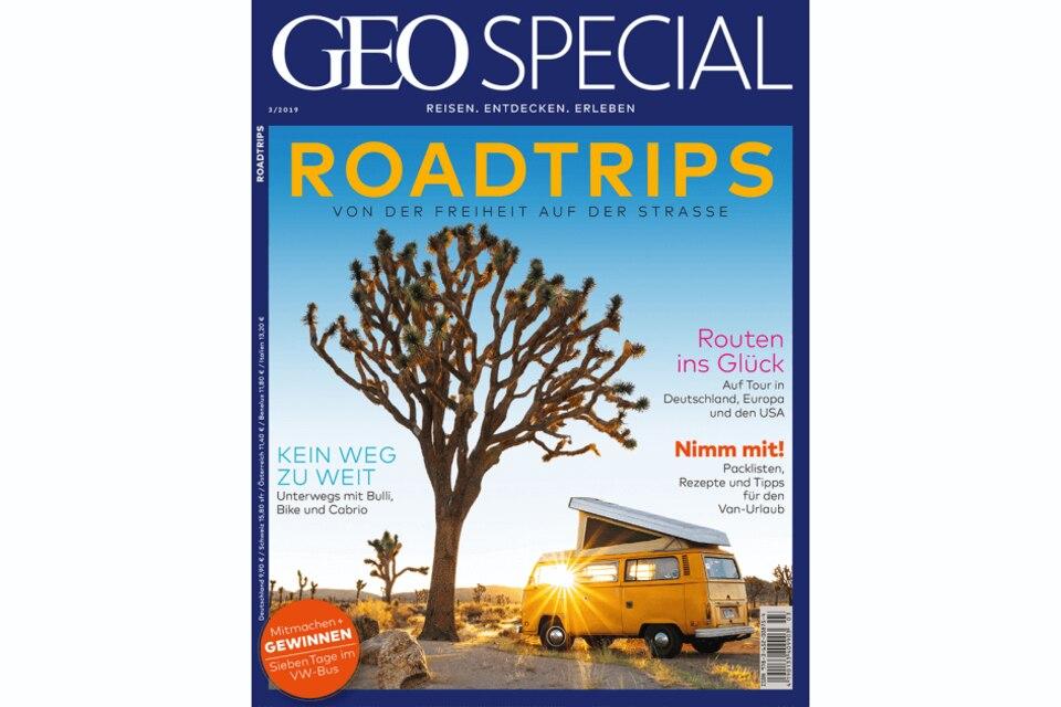 GEO Special Roadtrips