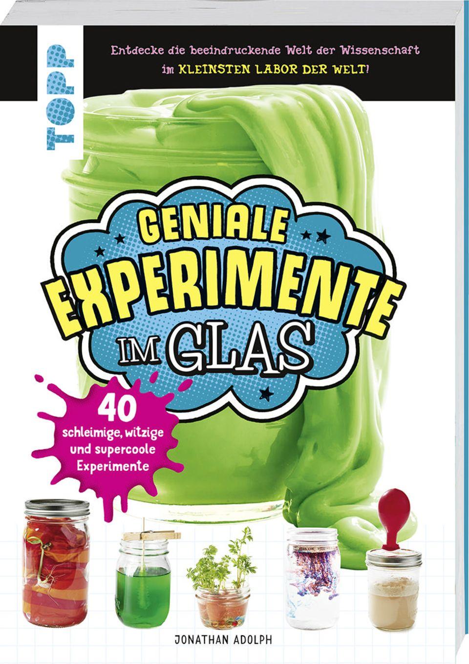 Experimente im Glas