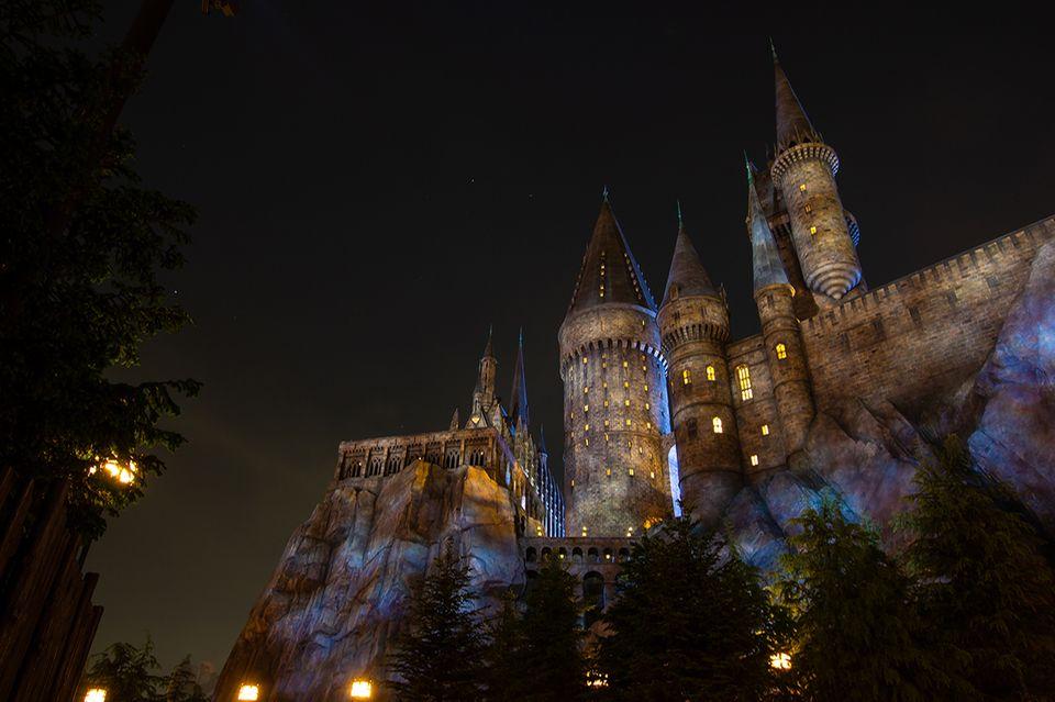 Schloss Hogwarts