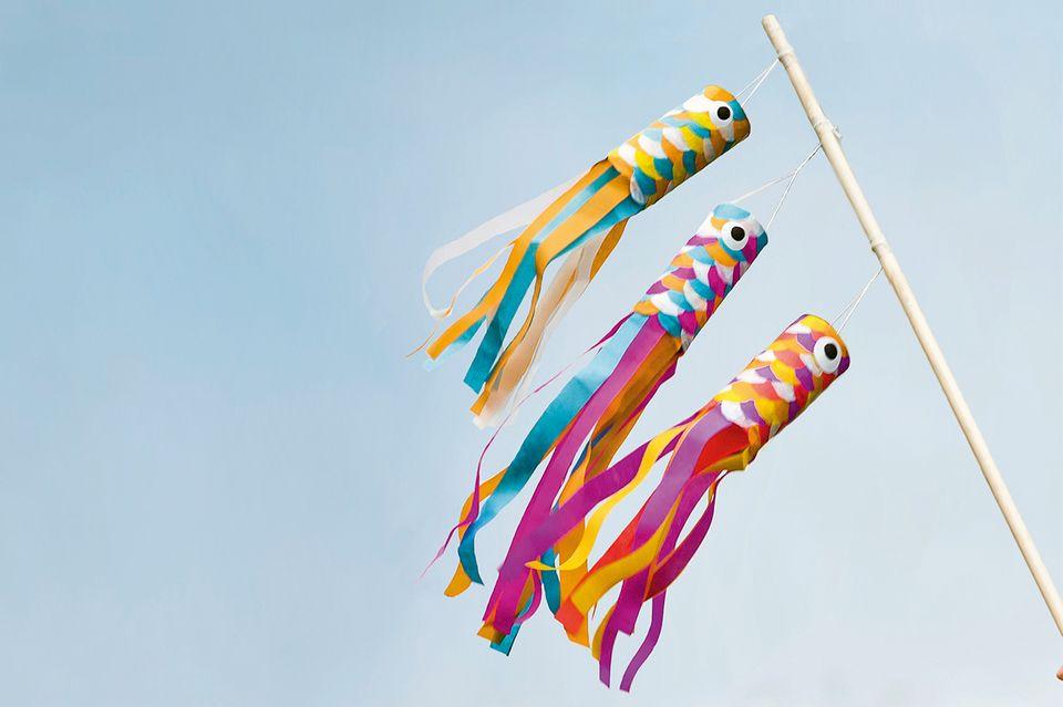 Fliegende Fische