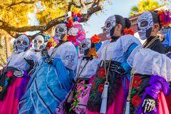 Tag der Toten in Mexiko