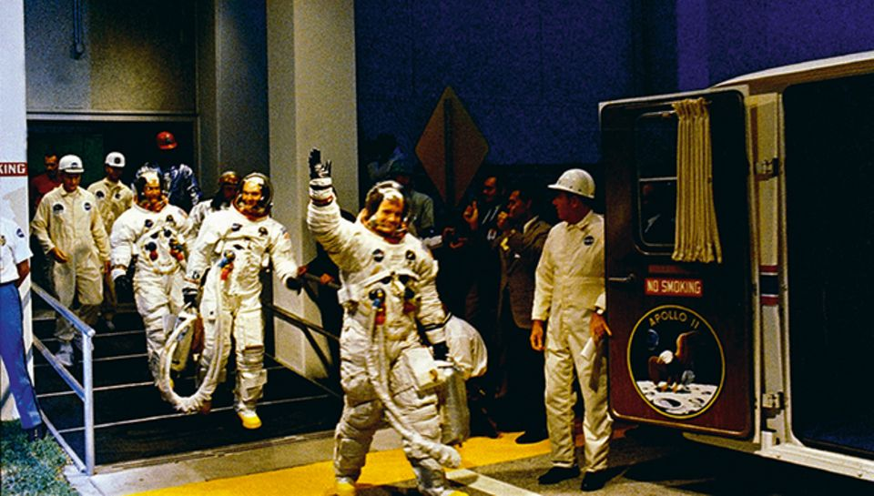 US-Astronauten