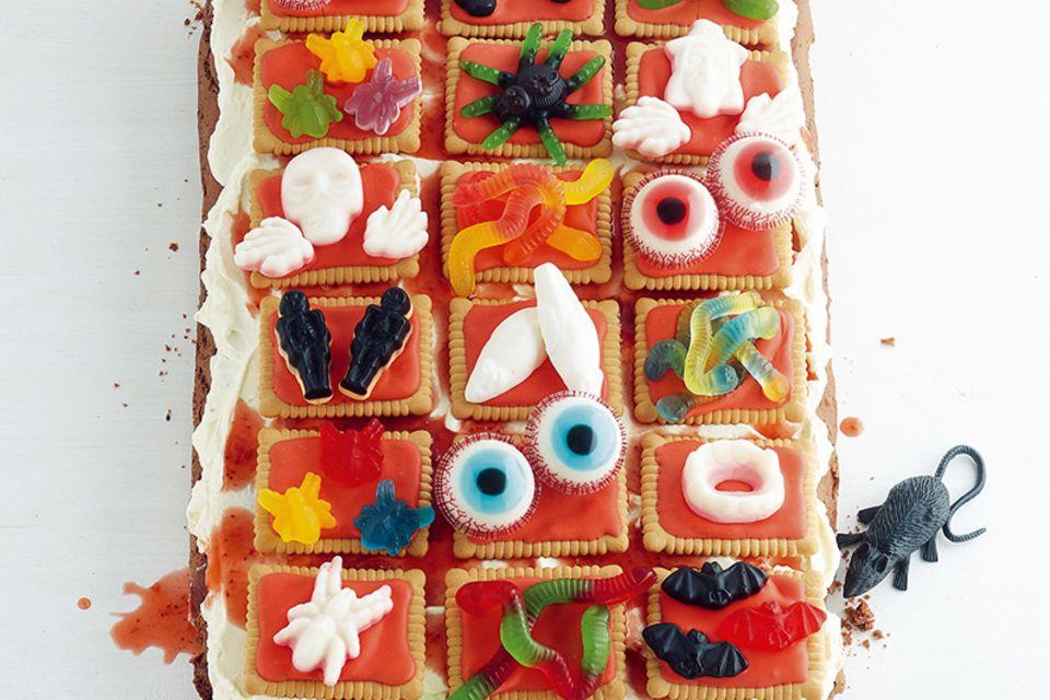 Halloween-Kuchen