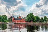 Schloss Halmstad, Schweden