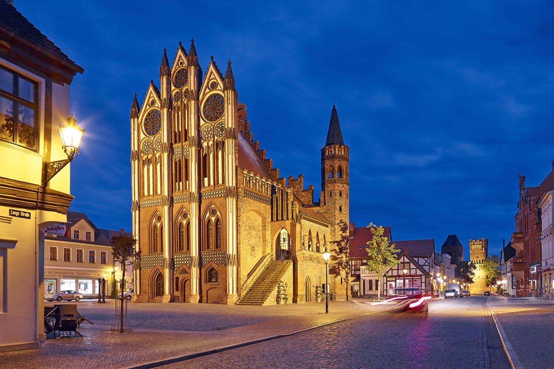 Tangermünde, Sachsen-Anhalt, Deutschland