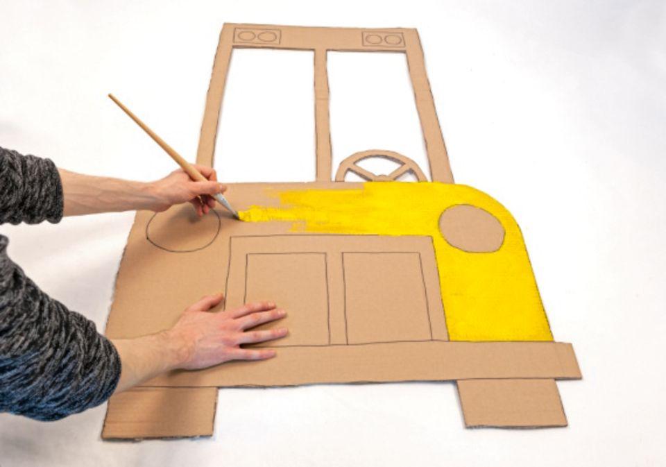 Fotobox bauen