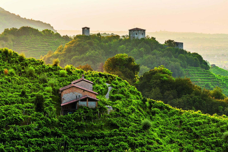 Prosecco, Italien