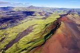 Island: Nationalpark Vatnajökull