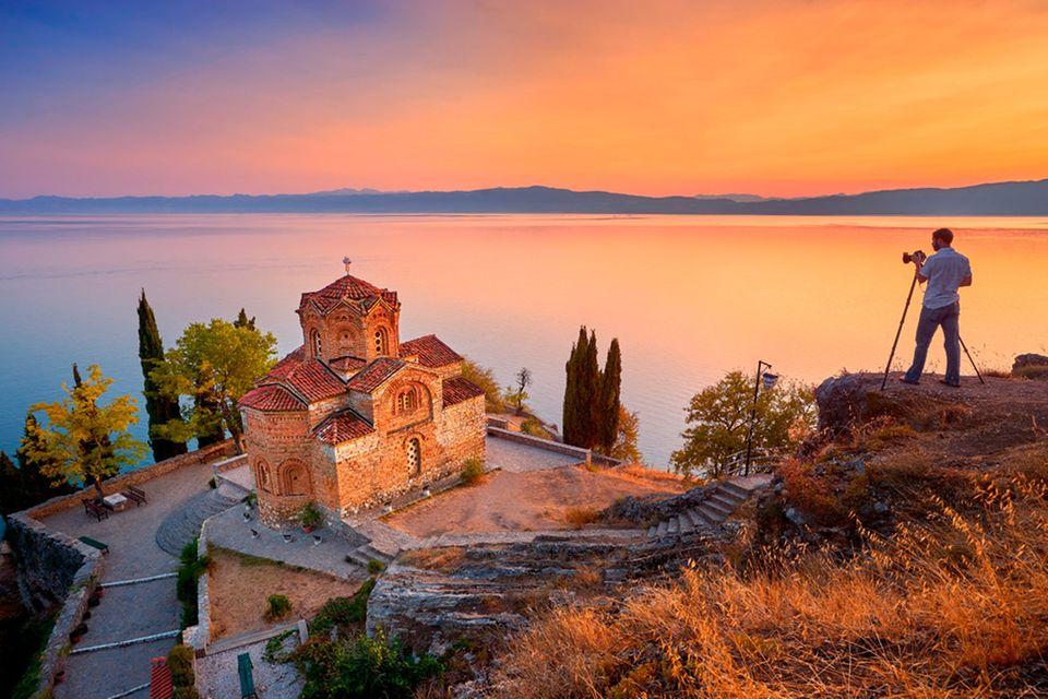 Nordmazedonien: Natur- und Kulturerbe der Ohrid-Region