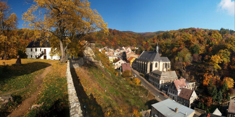 Deutschland/Tschechien: Montanregion Erzgebirge/Krušnohoří