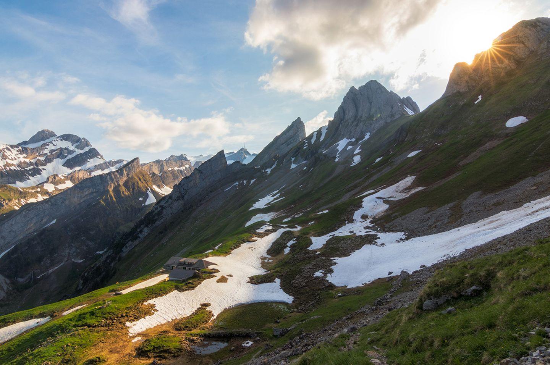 Appenzeller Alpen