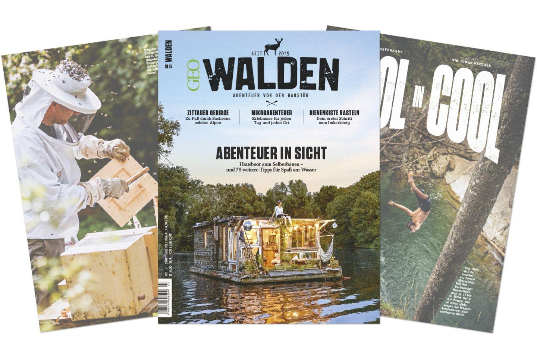 WALDEN Magazin 03/2019