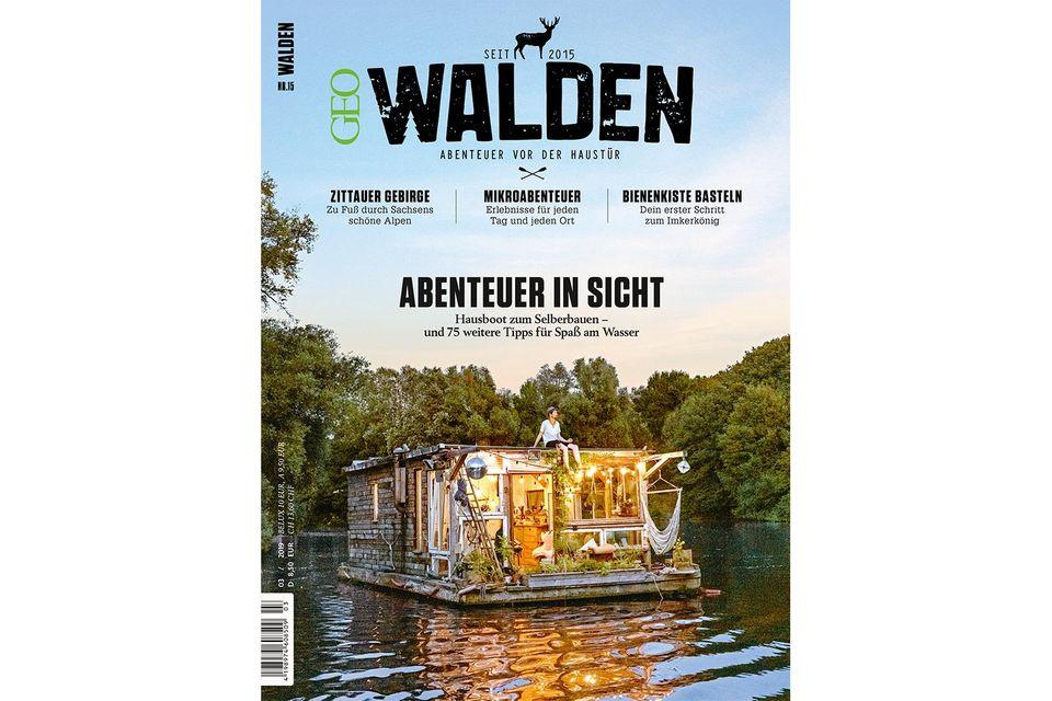 Walden Nr. 03/2019: Walden Nr. 03/2019 - Abenteuer in Sicht
