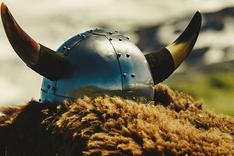 Vikinger Helm