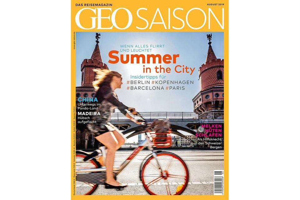GEO Saison - Summer in the City