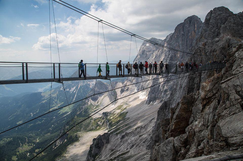 Dachstein-Hängebrücke