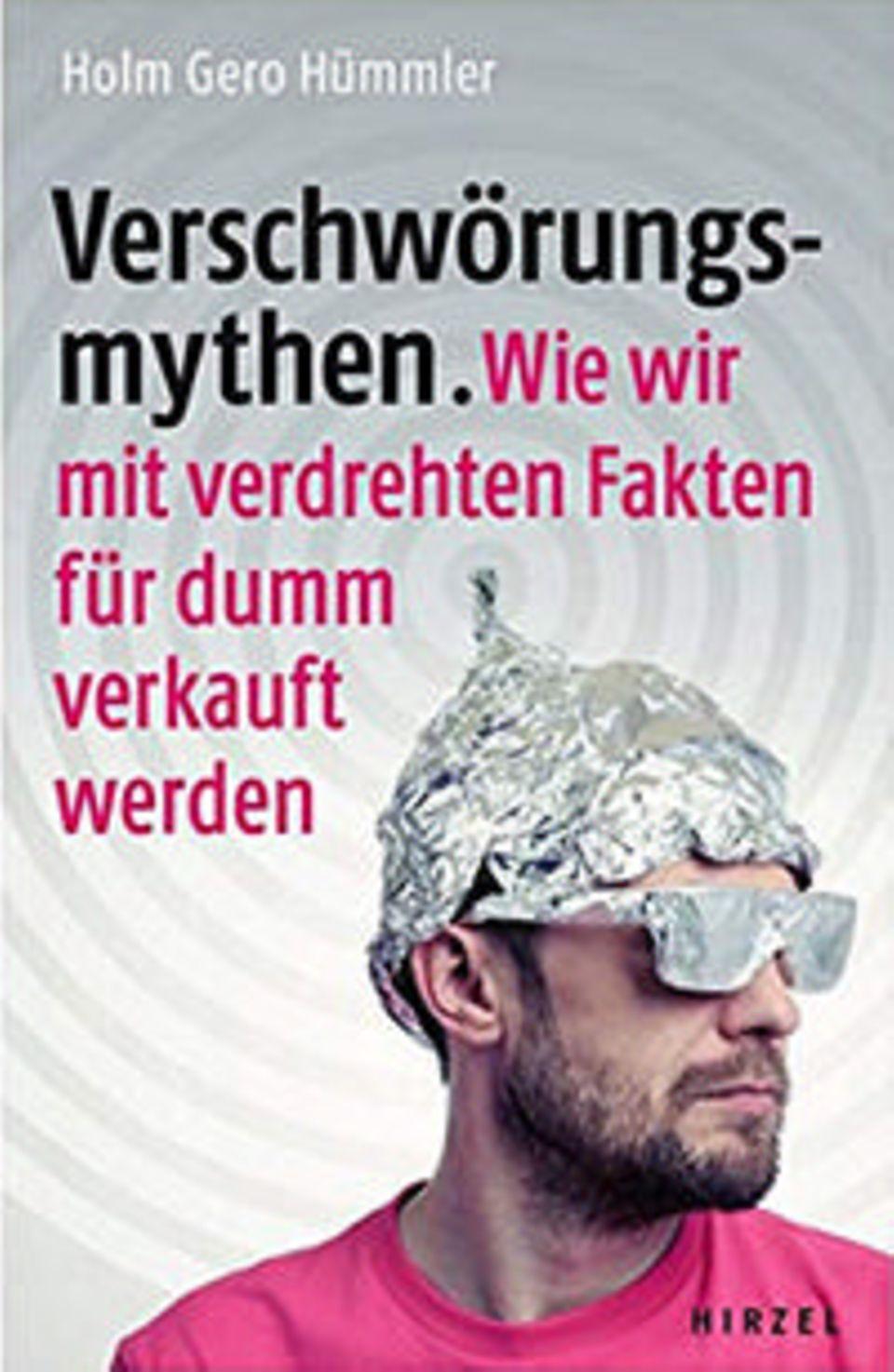 """Buchcover """"Verschwörungsmythen"""""""